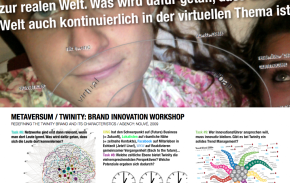 METAVERSUM / TWINITY: BRAND INNOVATION WORKSHOP
