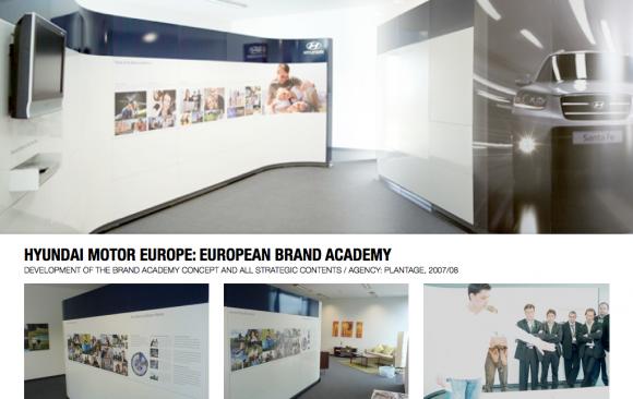 HYUNDAI MOTOR EUROPE: EUROPEAN BRAND ACADEMY