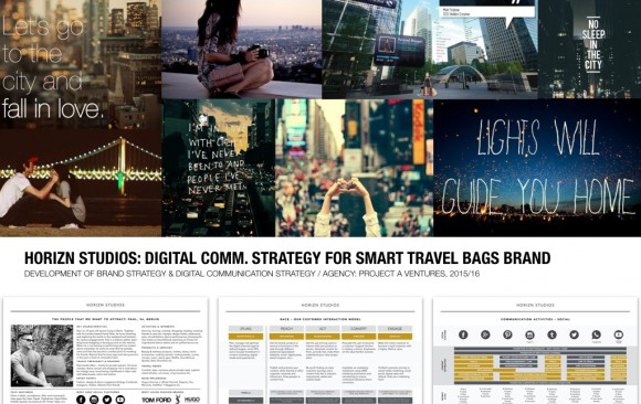 HORIZN STUDIOS: DIGITAL COMMUNICATION STRATEGY