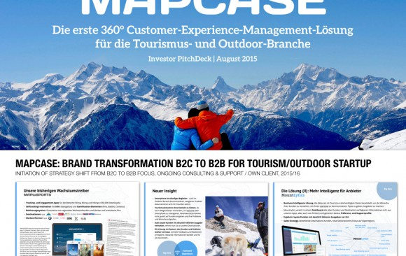 MAPCASE: BRAND TRANSFORMATION STRATEGY
