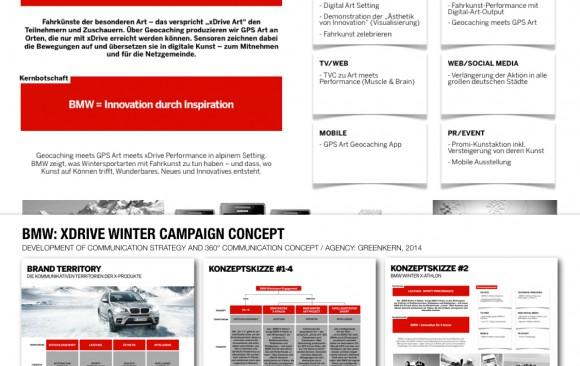 BMW: XDRIVE WINTER CAMPAIGN CONCEPT