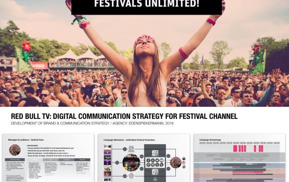 Red Bull TV: Digital Communication Strategy