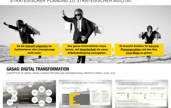 GASAG: Digital Transformation Strategy