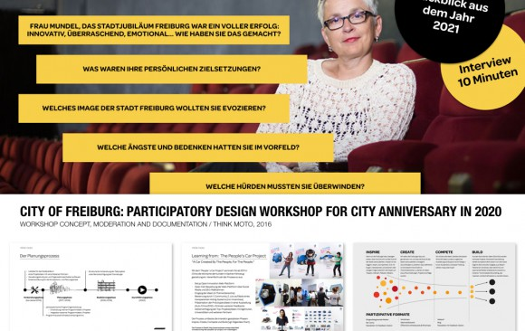Stadt Freiburg: Participatory Design Workshop