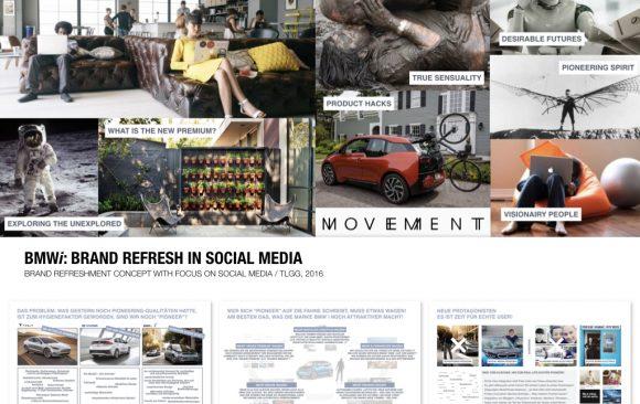 BMWi: BRAND REFRESH IN SOCIAL MEDIA
