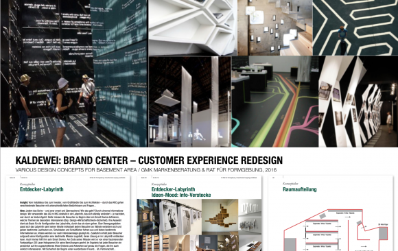 KALDEWEI: BRAND CENTER REDESIGN