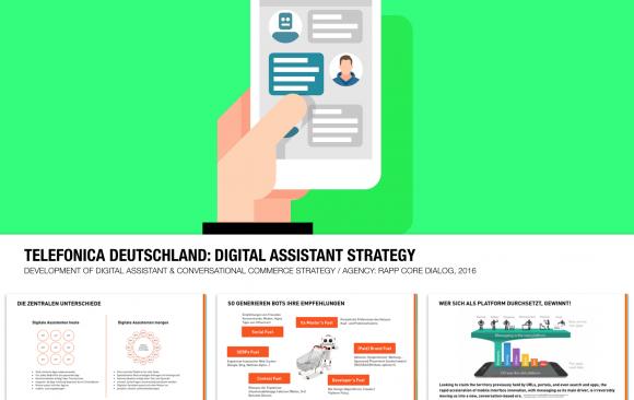 TELEFONICA DEUTSCHLAND: Digital Assistant Strategy