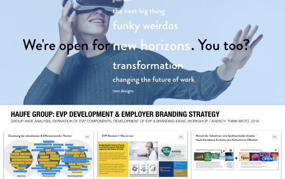 Haufe Group: EVP Development & Employer Branding Strategy