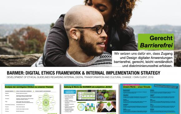 BARMER: DIGITAL ETHICS FRAMEWORK & IMPLEMENTATION CONCEPT